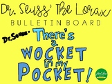 There's a Wocket in my Pocket - Dr. Seuss Bulletin Board Kit