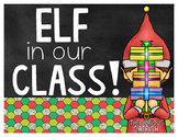 Elf in our Class!