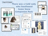 There was a Cold Lady who Swallowed Some Snow-Activity Pac