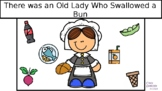 There was an Old Lady Artic Series- CVC syllables