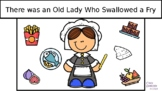 There was an Old Lady Artic Series- initial /f/