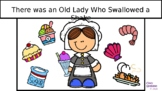 There was an Old Lady Artic Series- initial /sh/