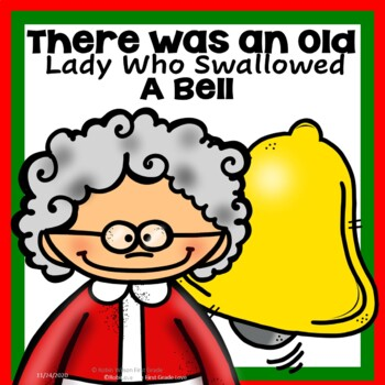 There was an Old Lady Who Swallowed a Bell Activities