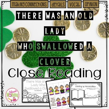 There was an Old Lady Who Swallowed a Clover Close Read