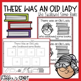 There was an Old Lady Who Swallowed some Books   Emergent