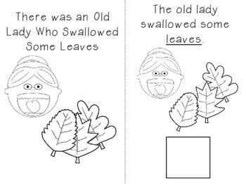 There was an Old Lady Who Swallowed Bundle
