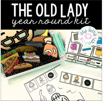 There was an Old Lady... Year Round Kit