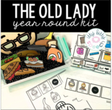 There was an Old Lady... Year Round Kit (w/ BOOM Cards)