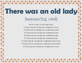 There was an Old Lady sequencing cards