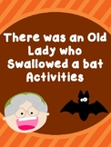 There was an Old Lady who Swallowed a Bat Adapted