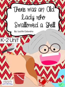 There was an Old Lady who Swallowed a Shell Interactive Read Aloud