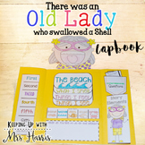 There was an Old Lady who Swallowed a Shell Lapbook