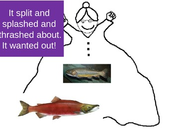 There was an Old Lady who Swallowed a Trout- Read Along