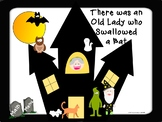 There was an Old Lady who swallowed a bat: Speech and Lang