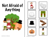 There was an Old Lady who was not Afraid of Anything: Adaptive book