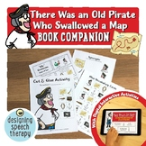 There was an Old Pirate who Swallowed a Map Book Companion
