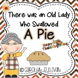 There was an old Lady Who Swallowed A Pie- Sub Tub Mini Unit