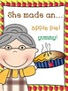 There was an old lady who swallowed an apple! (a predictio