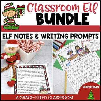 Elf in our Classroom Bundle