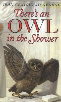 There's An Owl in the Shower - teaching ecology, responsibility, and writing