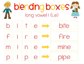 There's No Place Like Home {long vowels a, e, i, o, u} Word Work