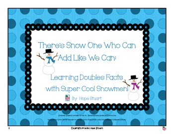 There's Snow One Who Can Add Like We Can: Learning Doubles