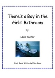 There's a Boy in the Girls' Bathroom: A Novel Study