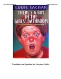 There's a Boy in the Girls' Bathroom Reading Comprehension