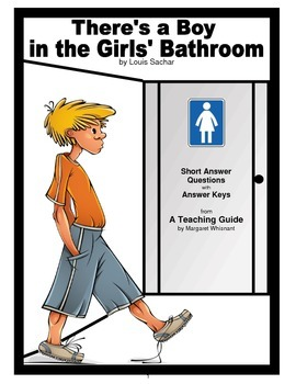 There's a Boy in the Girls' Bathroom  Short Answer Questions