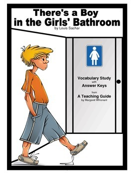 There's a Boy in the Girls' Bathroom Vocabulary Study