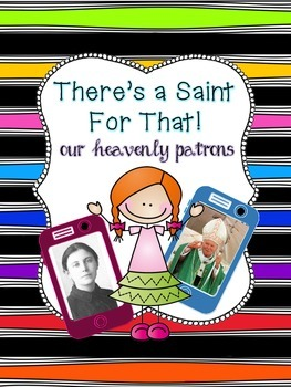 There's a Saint For That! Project