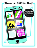There's an APP for that! - An App Activity for 21st Century Learners