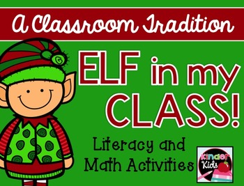 There's an Elf in My Classroom