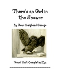 There's an Owl in the Shower Comprehension Questions