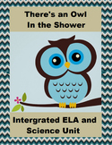 There's an Owl in the Shower Novel Study
