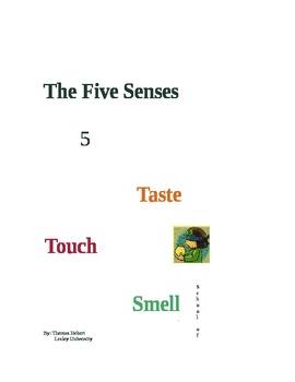 Theresa Hebert: The Five Senses