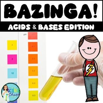 Acids & Bases Bazinga Game