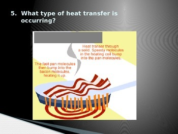 Thermal Energy and Heat Transfer Warm-Ups/Test Practice