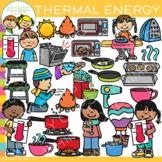 Thermal Energy Clip Art