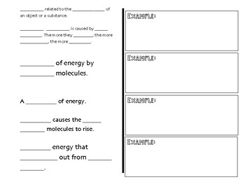 Thermal Energy Foldable