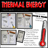 Thermal Energy – Interactive Notebook – Great for Distance