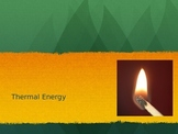 Thermal Energy PowerPoint--Includes Convection, Conduction, and Radiation