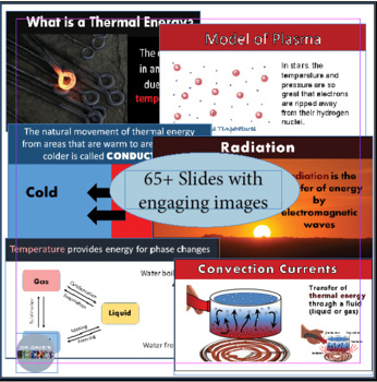 Thermal Energy PowerPoint Physical Science