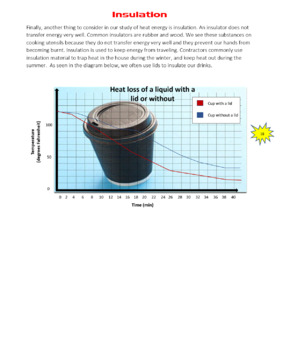Thermal Energy Project