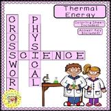 Thermal Energy Crossword Puzzle