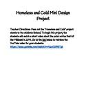 Thermal Energy Shelter - Homeless Shelter Design Mini Project