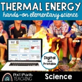 Thermal Energy Science STEM Experiments