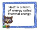 Thermal Energy and Heat Interactive Science Labs