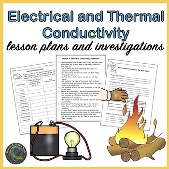Thermal and Electrical Conductivity: 5-PS1-3