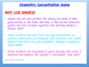 Thermochemistry Chemistry Concentration Game Review